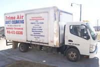 PRIME AIR DUCT CLEANING 416-473-0336
