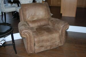 Ashley Furinture Sofa-Loveseat-Recliner Excellent Condition