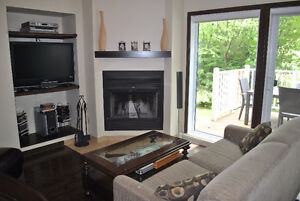 Townhome on Le Diable Golf Course, Mont-Tremblant