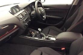Grey BMW 116i 1.6 136bhp Sports 5 door Urban FROM £62 PER WEEK!