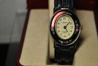 LANTEX, VINTAGE 1970'S LADY HAND WIND WATCH