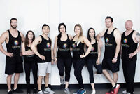 Personal Trainer and Group Instructor