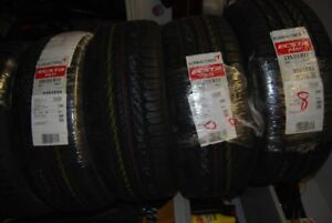 Brand New Summer Tires made by  KUMHO size 235/55/R17