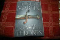 Brand new oversized book - A Game of Thrones