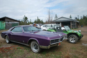 Classic 1966 Buick Riviera Swap Trade or SALE