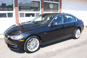 2013 BMW 3-Series 328i xDrive Sedan Luxury Line