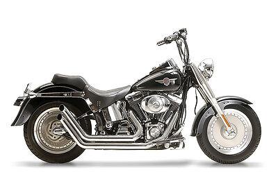 Samson Motorcycle Exhaust Legend Series Sidewinders  2011-2017 Softail S3-966