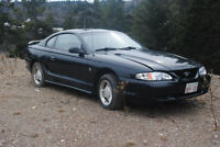 1995 Ford Mustang for parts or rebuild