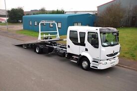 24-7 ILFORD ESSEX & EAST LONDON BREAKDOWN SERVICE VAN & CAR TOWING RECOVERY TRUCKS TOW LONDON CHEAP