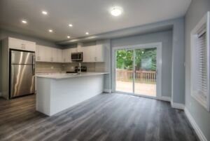 GORGEOUS NEWLY RENOVATED 3BD DETACHED HOME near DT Kitchener!!