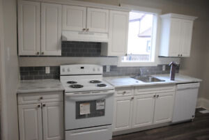 Spacious 1 Bedroom Unit, Recently Renoed, AC, In suite Laundry!