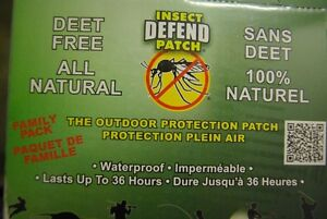 Insect Defend Patch All Natural (I have 2 boxes)