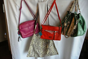 Leather Purses Like NEW  from $25 to $50 Peterborough Peterborough Area image 1