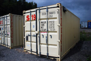 SEA SHIPPING CONTAINER (SC 19)