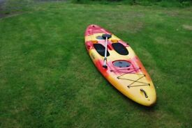 Paddle board / canoe / kayak