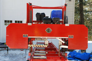 PORTABLE SAWMILLS MADE IN CANADA