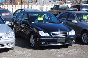 2007 Mercedes-Benz C280 4-MATIC AVANTGARDE