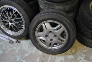 Mags 15 pouces Honda 4x114.3 Accord / Prelude