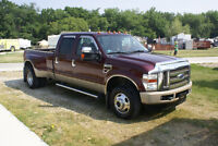 2009 Ford F-350 King Ranch Pickup Truck