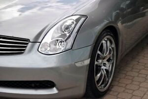 Rare G35 6MT with Navigation