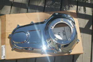 USED - Harley Davidson Chrome Primary cover for 103 cubic inch e