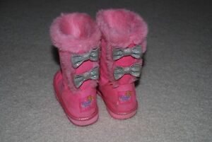winter shoes for a girl size 12