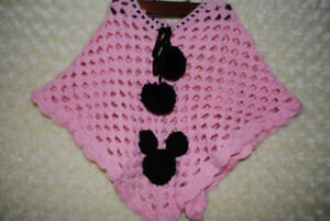 handmade ponchos