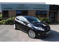2011 FORD FIESTA 1.6TDCI TITANIUM, 1 OWNER, FULL FORD DEALER HISTORY, BLUETOOTH