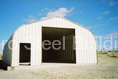 Durospan Steel 20x32x16 Metal Clear Span Garage Building Kit Factory Direct