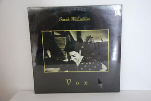 "Sarah McLachlan VOX Canada 12"" LP New Unopened in shrink wrap"
