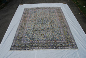 Size: 10F BY  13F Persian Area Rug Handmade carpet