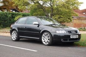 Audi S3 2003 with only 68600 miles