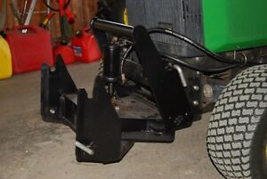 Looking for John Deere 445 quick hitch