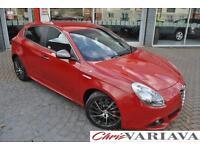 2015 Alfa Romeo Giulietta TB MULTIAIR QV LINE TCT BIG SPEC Petrol red Semi Auto