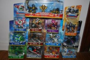 NEW Lot of 15 Skylanders Superchargers, Smash Hit, Shark Tank