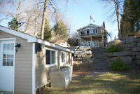 Waterfront house for rent in L'Orignal near Hawkesbury