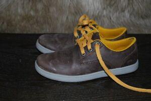 Boys Clark's Leather Shoes - Size 13. Worn twice