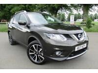 2017 17 Nissan X-Trail 1.6 dCi Diesel Tekna 7 Seat Manual 4x4 with Navigation