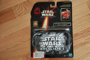 Star Wars Episode 1 Phantom Menace Battle Bags Swamp Creatures