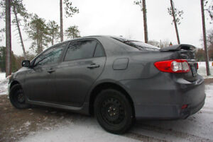 2013 Toyota Corolla S - Safetied