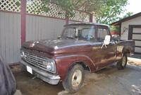 RELIC- 1963 Mercury Pick Up