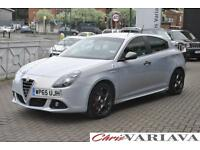2016 Alfa Romeo Giulietta 1.75 TBi 240 Quadrifoglio Verde 5dr TCT Petrol white A