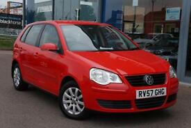 2007 VOLKSWAGEN POLO 1.4 SE 80 LOW MILES, AIR CON and ALLOYS