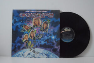 1986 VINYL RECORD - Europe - The Final Countdown