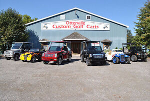 Otterville Custom Golf Carts
