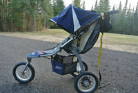 Bob Revolution AW Jogging Stroller/Accessories, Excellent Cond!