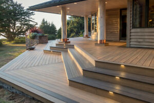 Composite Decking  - Timbertech