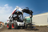 Fence, landscaping , interlocking and skid steer services