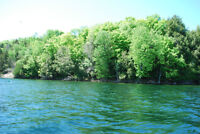 Great Building lot on Wolfe Lake!