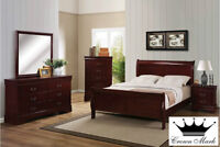 Brand NEW Complete Queen Bed! Call 709-634-1001!